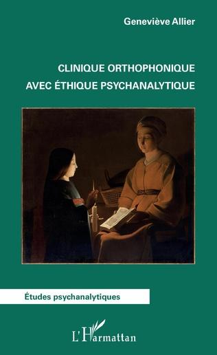 Page de couverture du livre de Geneviève Allier